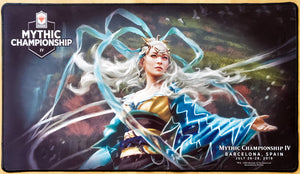 Mythic Championship IV Barcelona 2019 - Embroidered - MTG Playmat