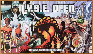 N.Y.S.E. Open 2016 - Vintage Tournament Series - MTG Playmat