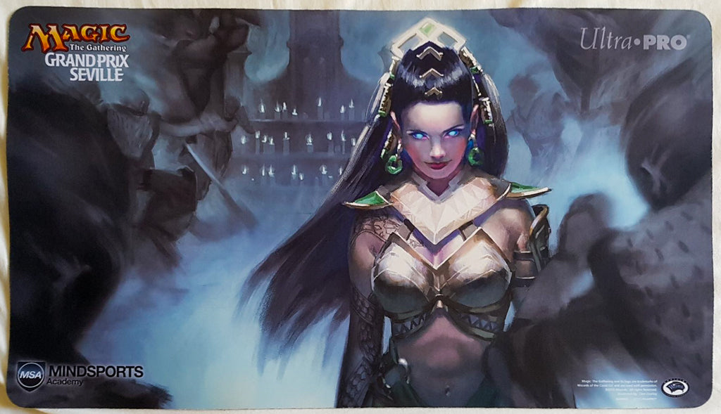 Temporal Trespass - Grand Prix Seville 2015 - MTG Playmat
