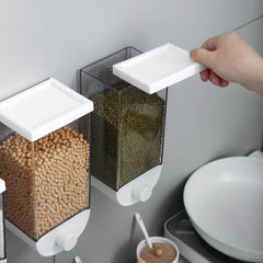 WALL-MOUNTED DRY FOOD DISPENSER superproductonline