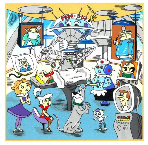 A Jetson's House Call