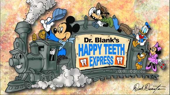 Dental Train