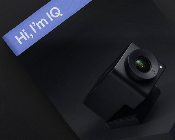 Huddly IQ AI-Powered Video Conferencing Camera