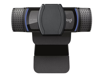 Logitech HD Pro Webcam C920S - Web camera - color - 1920 x 1080 - audio