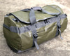 Military Green Rogue Offshore Performance 75L Duffle Bag