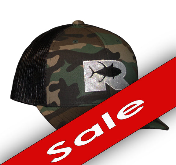 Rogue Offshore Camo hat