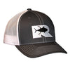 Rogue Tuna Trucker Hat - Charcoal/White