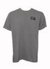 Marlin Logo SS T-Shirt - Charcoal