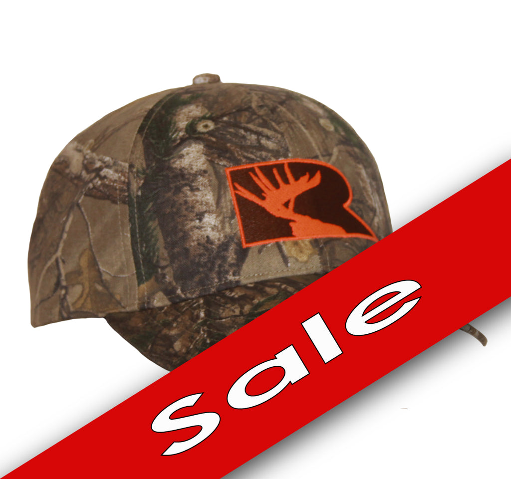 Rogue Outfitters RealTree  Xtra Camo StrapBack