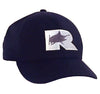 Rogue Marlin Logo Performance Air - Navy