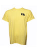 Marlin Logo SS T-Shirt - Fighting Lady Yellow