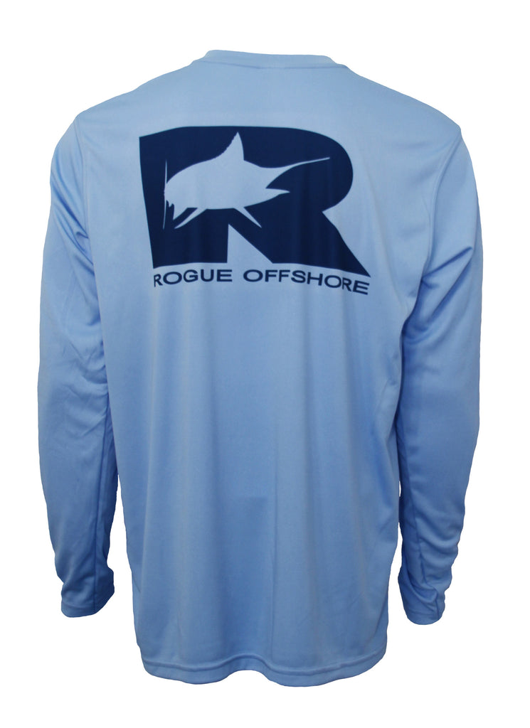 Rogue Marlin Performance Shirt