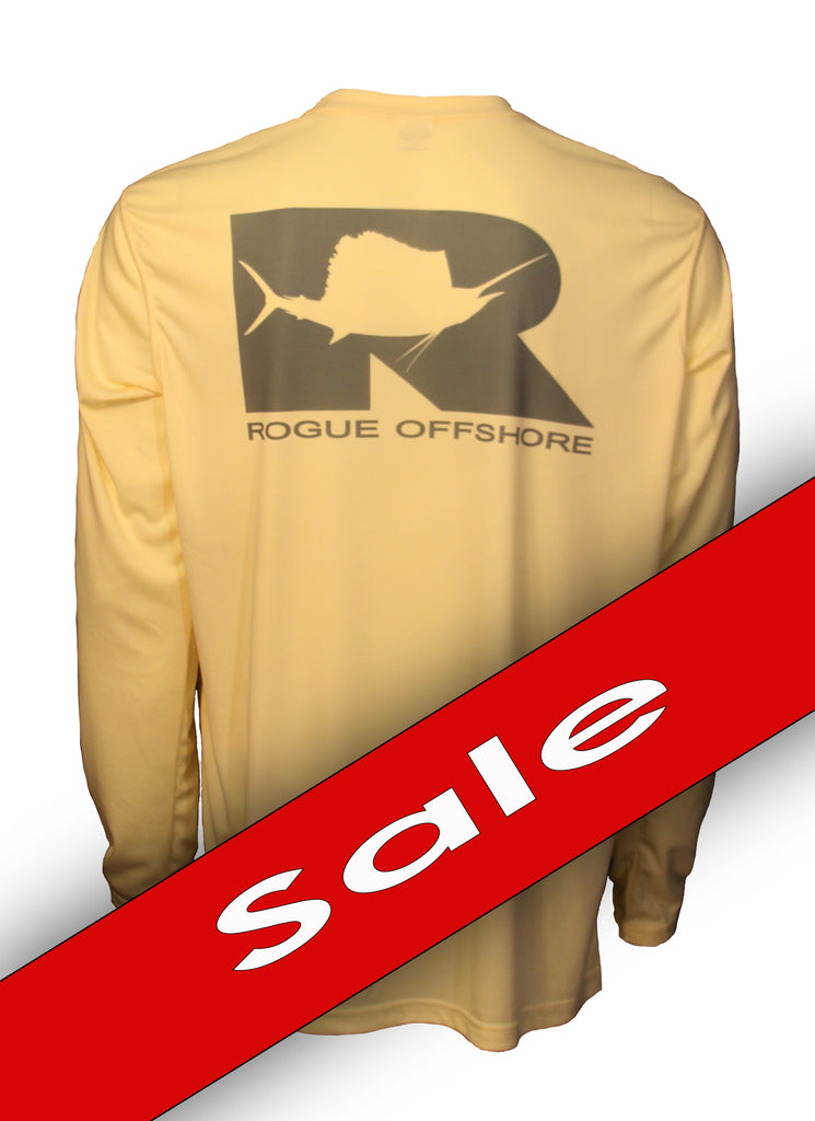 Rogue Sailfish logo Performance Shirt