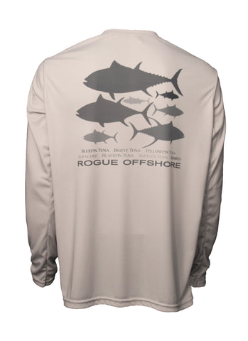 Rogue Tuna Crew Performance Shirt