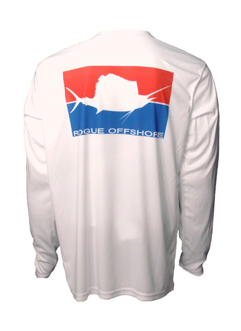 Rogue Liberty Sailfish Performance Shirt