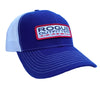 Rogue Outfitters Offshore-to-Inshore Trucker Hat (RWB)