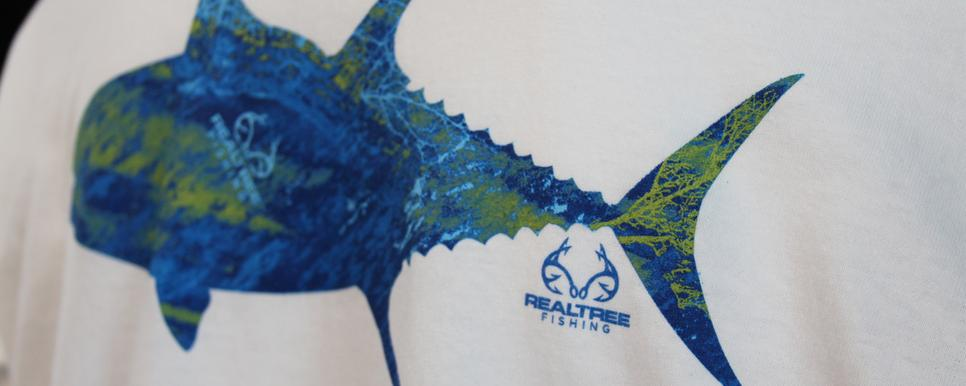 Real Tree Rogue Offshore Tuna Camo