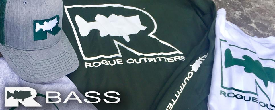Rogue Outfitters Bass Fishing