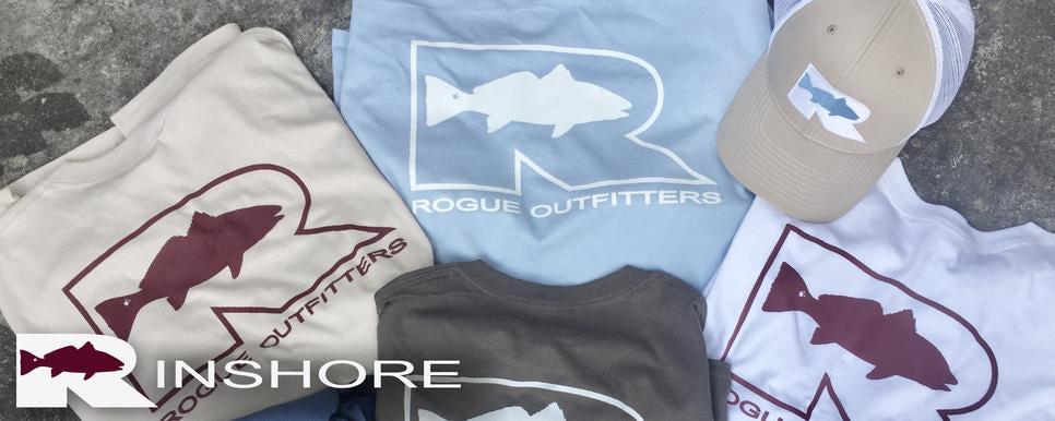 Rogue Outfitters Inshore Fishing