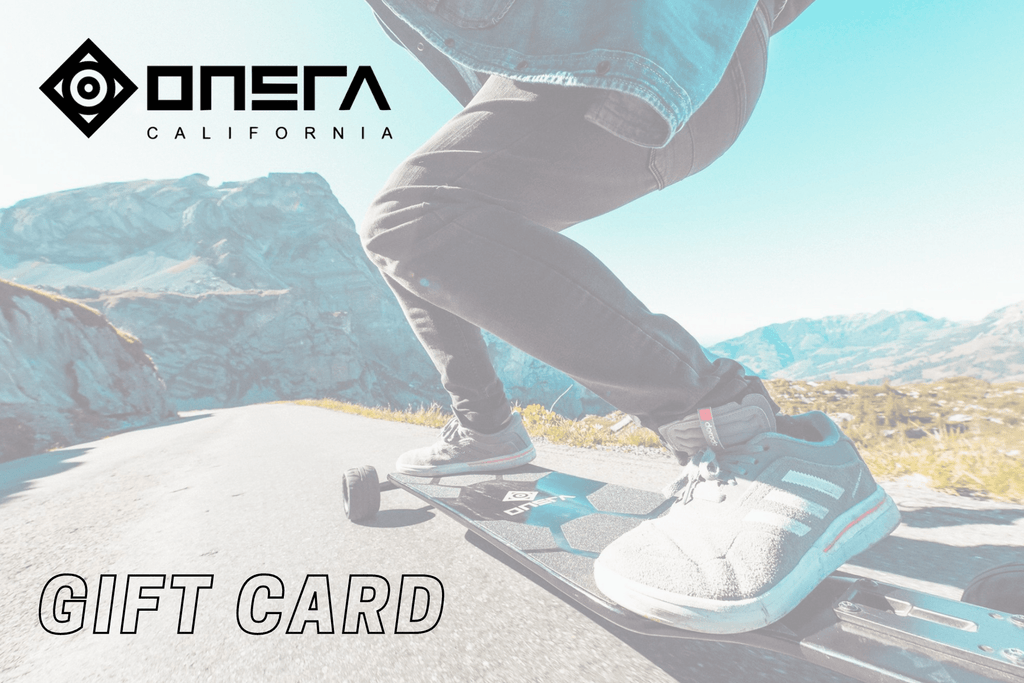 ONSRA California Gift Card - ONSRA California