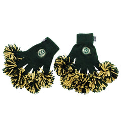 Colorado State Rams NCAA Spirit Fingerz Cheerleading Pom-Pom Gloves