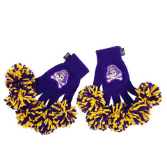East Carolina Pirates NCAA Spirit Fingerz Cheerleading Pom-Pom Gloves