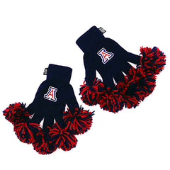 Arizona Wildcats NCAA Spirit Fingerz Cheerleading Pom-Pom Gloves