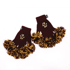 Boston College Eagles NCAA Spirit Fingerz Cheerleading Pom-Pom Gloves