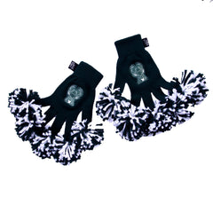 Milwaukee Bucks NBA Spirit Fingerz Cheerleading Pom-Pom Gloves