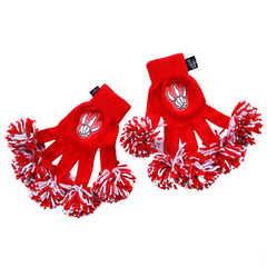 Toronto Raptors NBA Spirit Fingerz Cheerleading Pom-Pom Gloves