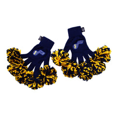 Utah Jazz NBA Spirit Fingerz Cheerleading Pom-Pom Gloves