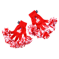 Washington Wizards NBA Spirit Fingerz Cheerleading Pom-Pom Gloves