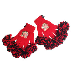 Maryland Terrapins NCAA Spirit Fingerz Cheerleading Pom-Pom Gloves
