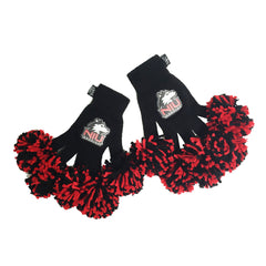 Northern Illinois Huskies NCAA Spirit Fingerz Cheerleading Pom-Pom Gloves
