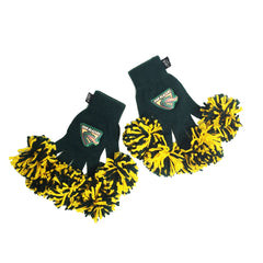 Alabama-Birmingham Blazers NCAA Spirit Fingerz Cheerleading Pom-Pom Gloves