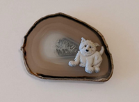 Agate Fridge Magnet (#011)