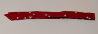 Cooler Bandana - Stars (Red and White)