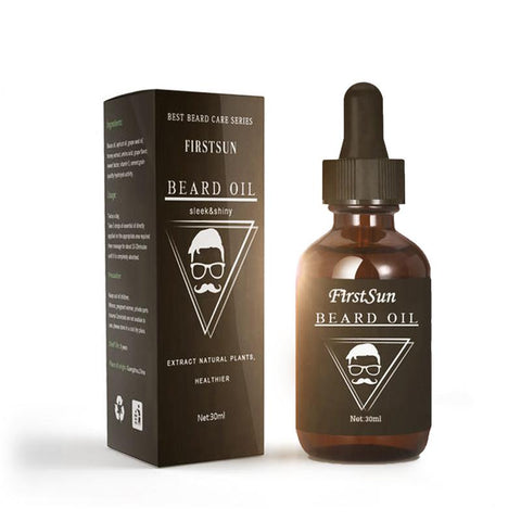 Image of Iron Beard™ - Premium Beard Growth Oil Hair Loss Products Lanthome Official Store