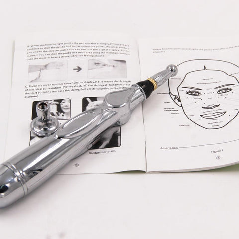 Image of Acupuncture Pen Offer Massage & Relaxation Caicai store