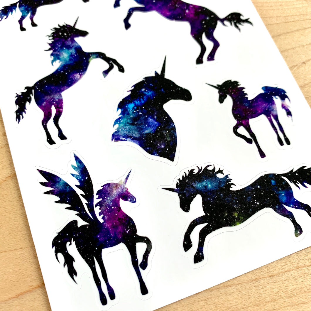 Galaxy Unicorns