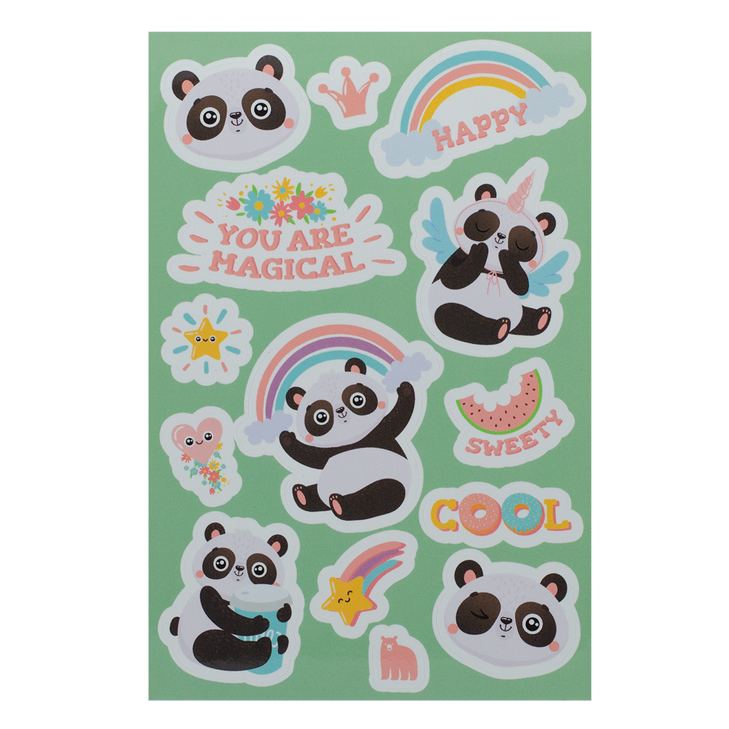 Magical Pandas
