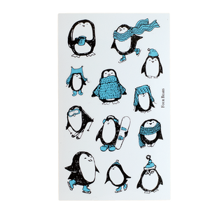 Chilly Penguins