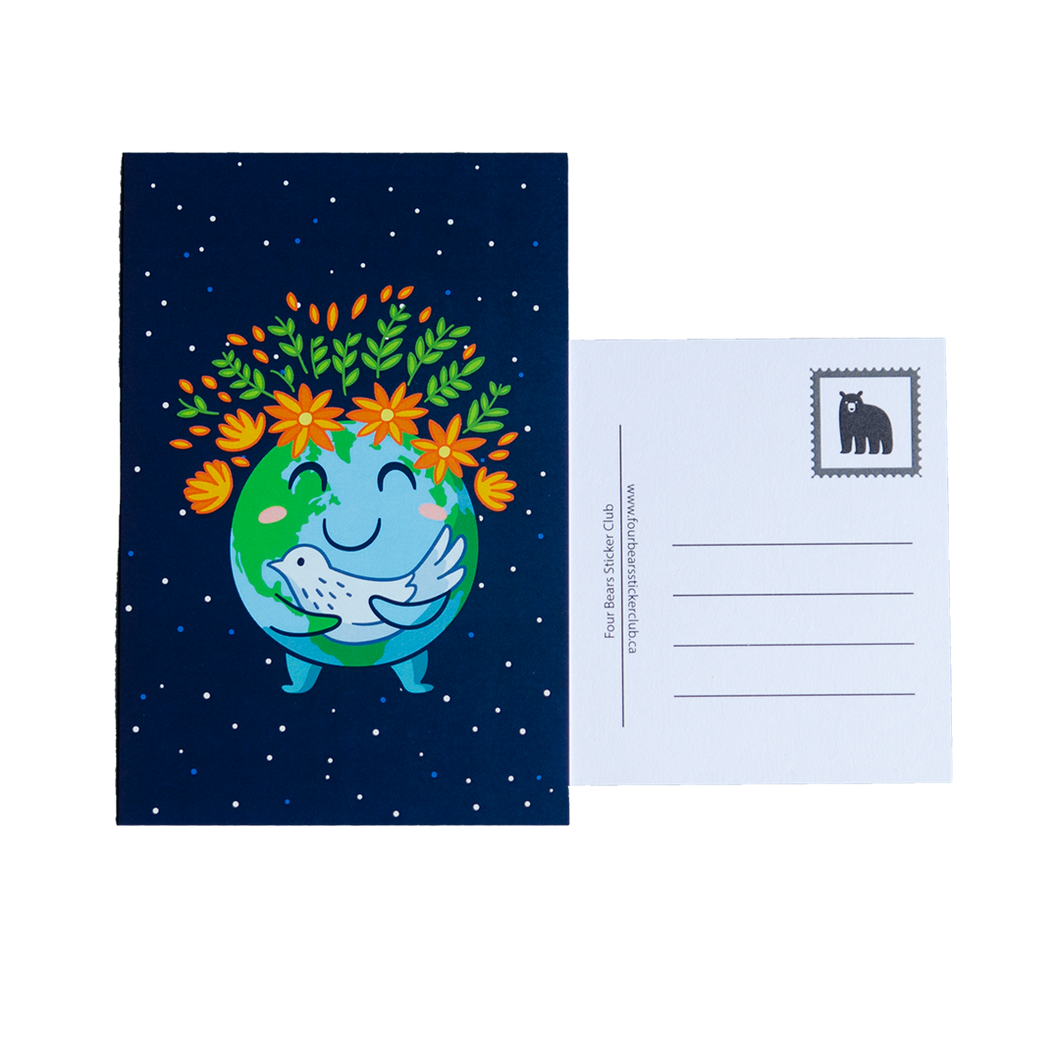 Earth Postcards