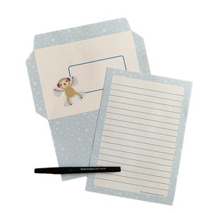 Winter Fun Stationery