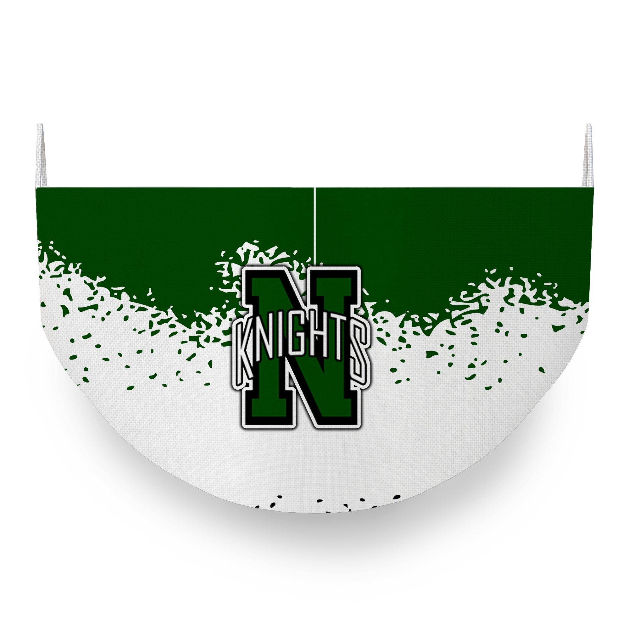 Nordonia Knights Nerf Face Covering
