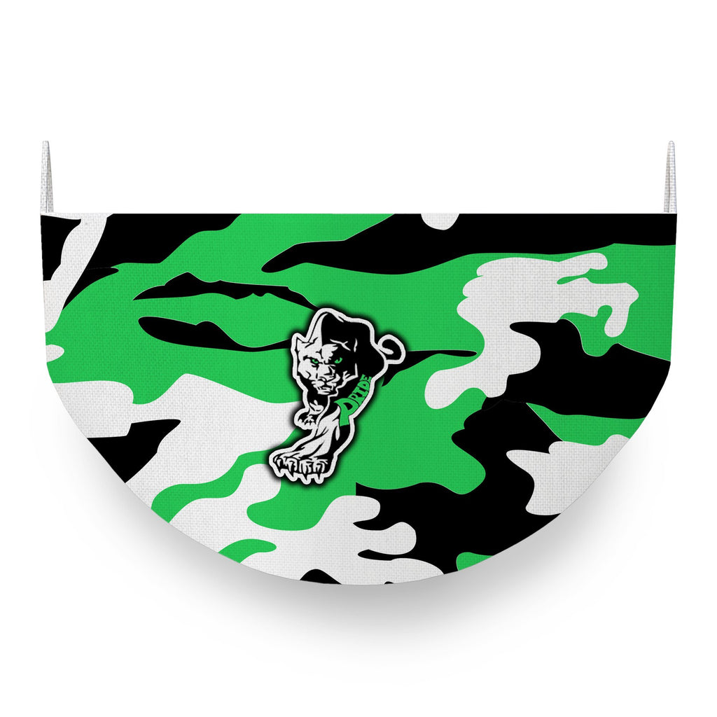 Patuxent High School Camo Face Covering