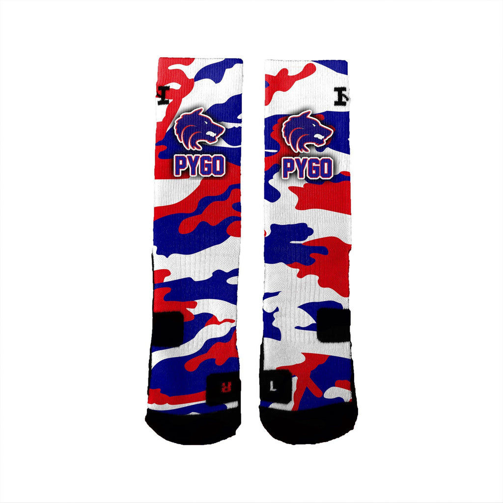 Black Hills Boys Camo - HoopSwagg