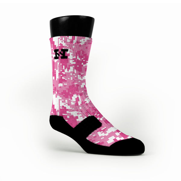 Breast Cancer Digital Camo