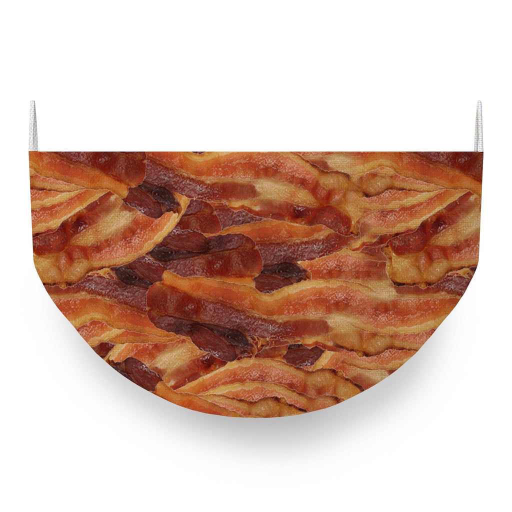 Bacon Face Covering