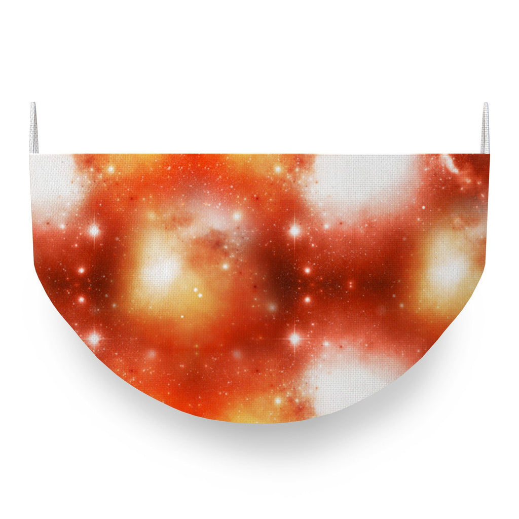 Big Bang Galaxy Face Covering